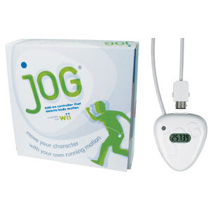 Photo of Jog Controller For Wii Games Console Accessory