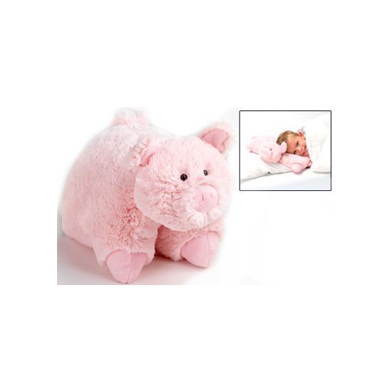Pig Travel Pillow