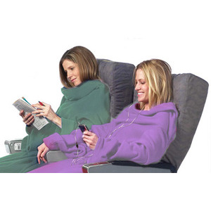 Photo of Travel Slanket - Purple Gadget