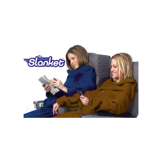 Travel Slanket Chocolate