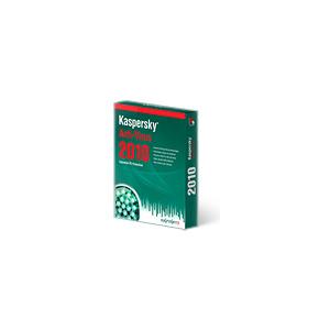 Photo of Kaspersky Anti-Virus 2010 - 1 User Software