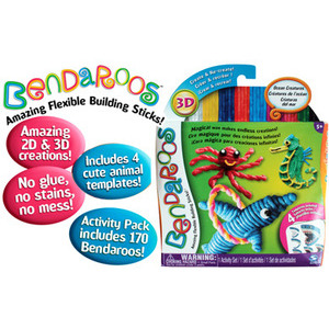 Photo of Bendaroos - Activity Pack Ocean Creatures Toy