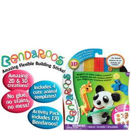 Bendaroos - Activity Pack Zoo Animals Reviews