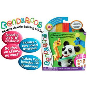 Photo of Bendaroos - Activity Pack Zoo Animals Toy