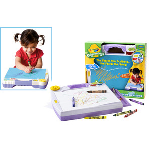 Photo of Crayola Beginnings Colour Me A Song Toy