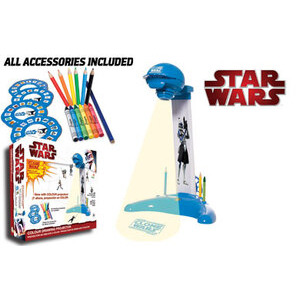 Photo of Star Wars Clone Wars Drawing Projector Toy