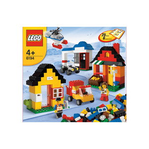 Photo of Lego - My Lego Town 6194 Toy