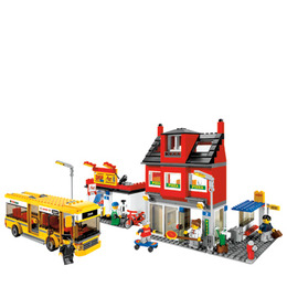 Lego City - City Corner 7641 Reviews