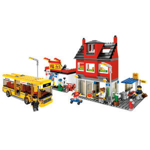 Photo of Lego City - City Corner 7641 Toy