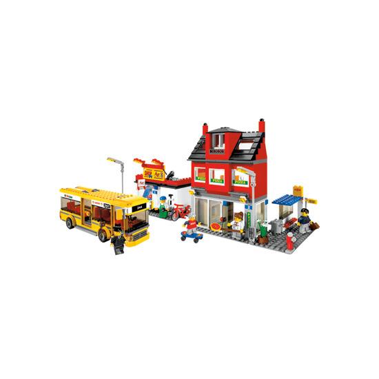 Lego City - City Corner 7641