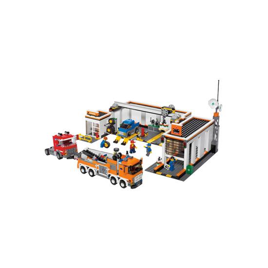 Lego City - Garage 7642