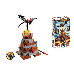 Photo of Lego Games  - Lava Dragon Toy