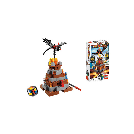 Lego Games  - Lava Dragon