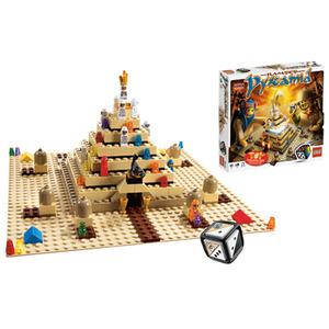 Photo of Lego Games  - Ramses Pyramid Toy