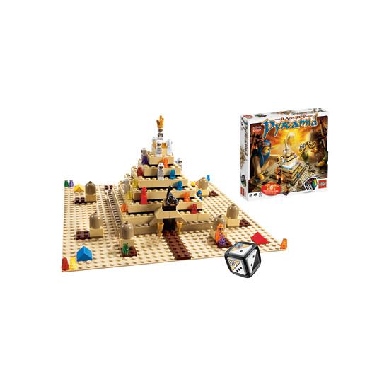Lego Games  - Ramses Pyramid