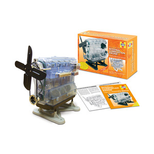 Photo of Haynes Build Your Own Internal Combustion Engine Toy