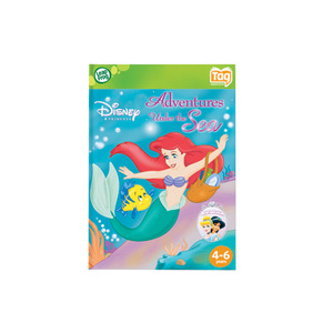 Photo of Tag Library - Disney Princesses: Adventures Under The Sea Toy
