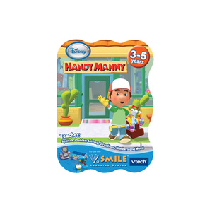 Photo of V.Smile Learning Game - Handy Manny Toy
