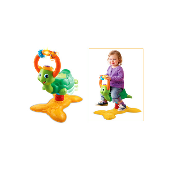 VTech Animal Fun Bounce Time Turtle