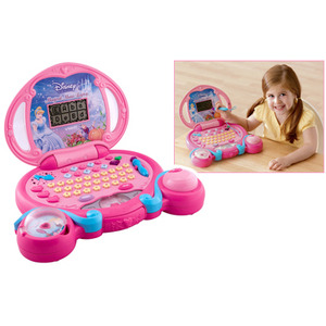 Photo of Disney Princess Magical Music Laptop Toy