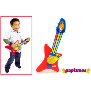 Photo of Little Tikes - Pop Tunes Big Rockers Guitar Toy