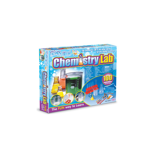 Trends - Chemistry Lab
