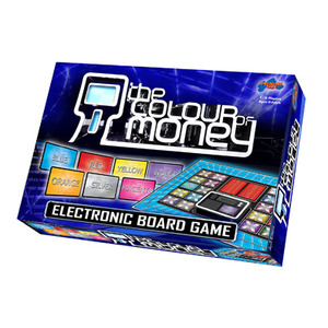 Photo of The Colour Of Money Electronic Board Game Toy