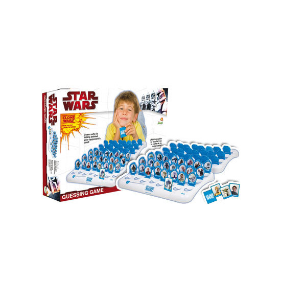 Star Wars Clone Wars Guessing Game