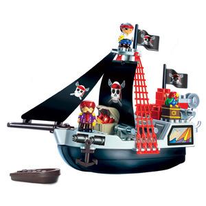 Photo of Abrick Pirate Ship Play Set Toy