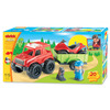Photo of Abrick 4 X 4 Quad and Trailer Toy