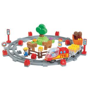 Photo of Abrick Train Play Set Toy