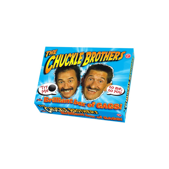 The Chuckle Brothers Brilliant Box of Gags!