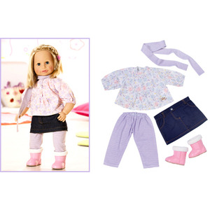 Photo of Sally Best Friend Everyday Outfit Toy
