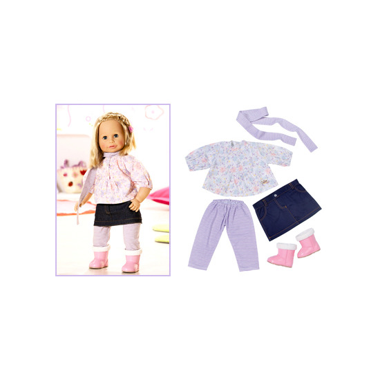 Sally Best Friend Everyday Outfit