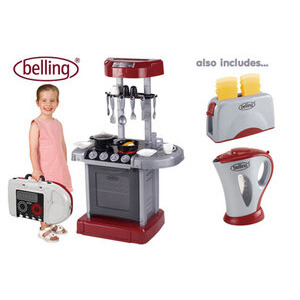 Photo of Belling Foldaway Kitchen Toy