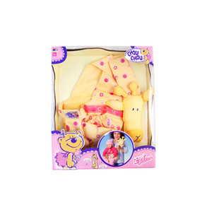 Photo of Chou Chou Doll Sling Carrier Toy