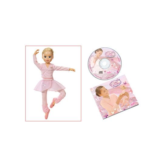 Jolina Ballerina 34cm Doll