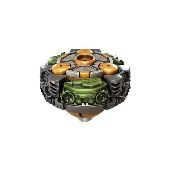 Battle Strikers Turbo Tops Series 2 - Tank