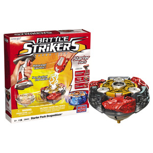 Photo of Battle Strikers Starter Set Series 1 - Dragonblaze Toy