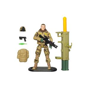"Photo of g.I. Joe 9.5CM Single Figure Collection 1 - Conrad ""Duke"" Hauser Desert Ambush Toy"