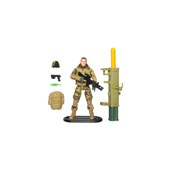 "G.I. Joe 9.5cm Single Figure Collection 1 - Conrad ""Duke"" Hauser Desert Ambush"