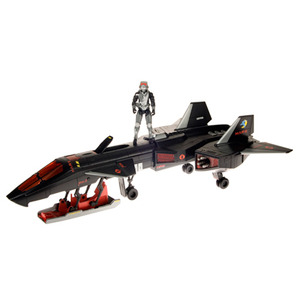 Photo of g.I. Joe 9.5CM Night Raven With Air Viper Toy