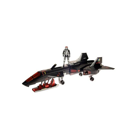 G.I. Joe 9.5cm Night Raven with Air Viper