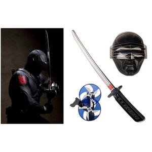 Photo of g.I. Joe Snake Eyes Sword & Mask Toy