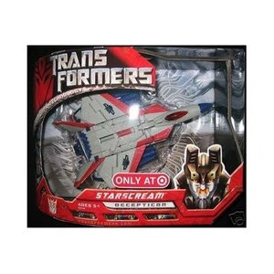 Photo of Transformers: Revenge Of The Fallen - Voyager Starscream Toy