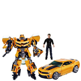 Transformers: Revenge of the Fallen Human Alliance Bumblebee with Sam Reviews