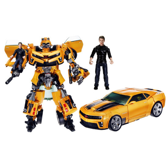 Transformers: Revenge of the Fallen Human Alliance Bumblebee with Sam