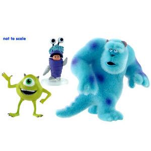 Photo of Disney MicroWorld - Disney Pixar Monsters Inc Figure Pack Toy