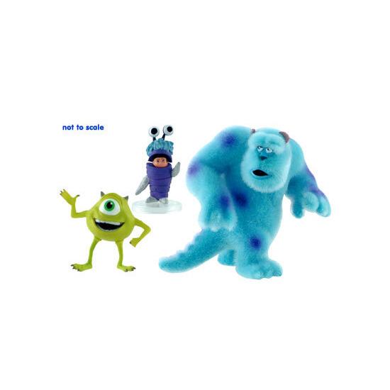 Disney MicroWorld - Disney Pixar Monsters Inc Figure Pack