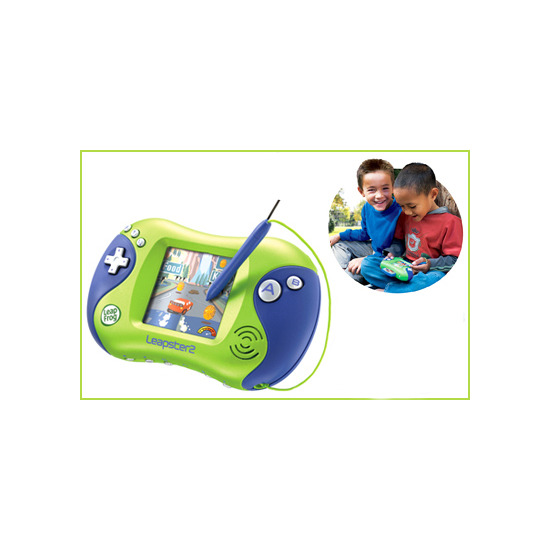 Leapster2 Connected Learning Game System - Green